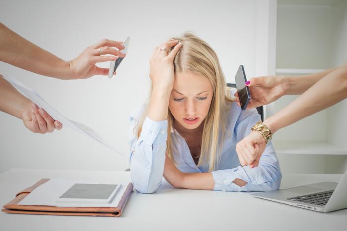 Problemi comuni a lavoro