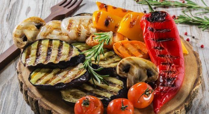 Ricette vegetariane facili veloci